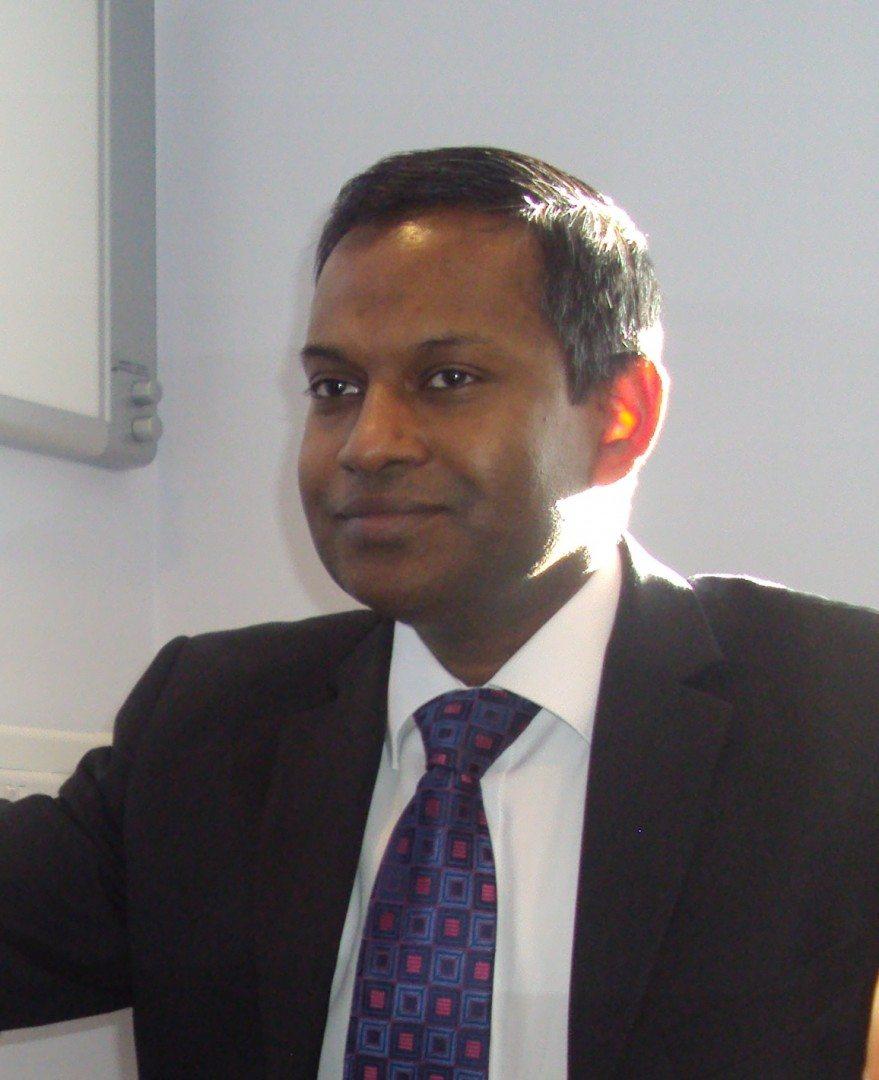 Mr Nimalan Maruthainar