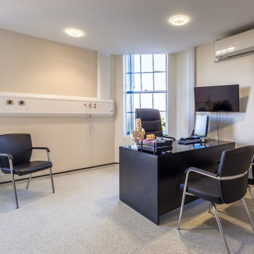 Consulting Room At London Orthopaedic Unit