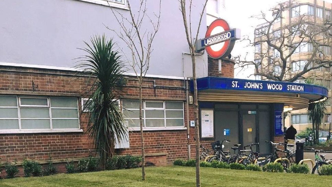 St John's Wood Tube